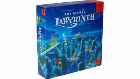 The Magic Labyrinth - Board Games for ADHD Kids