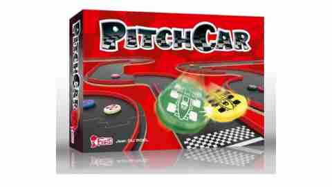 Pitch Car - Board Games for ADHD Kids
