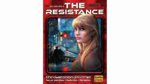 The Resistance - Best Games for ADHD Teens