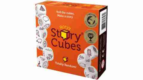 Rory's Story Cubes - Board Games for ADHD Kids
