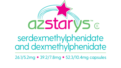 Azstarys ADHD Medication