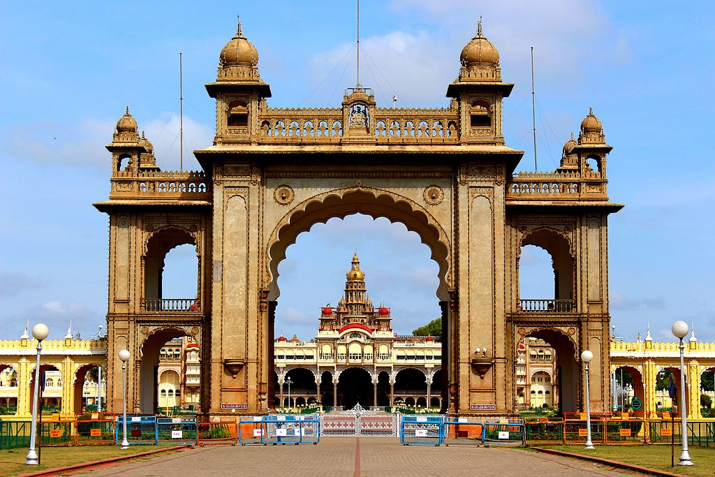 places in karnataka - mysore palace