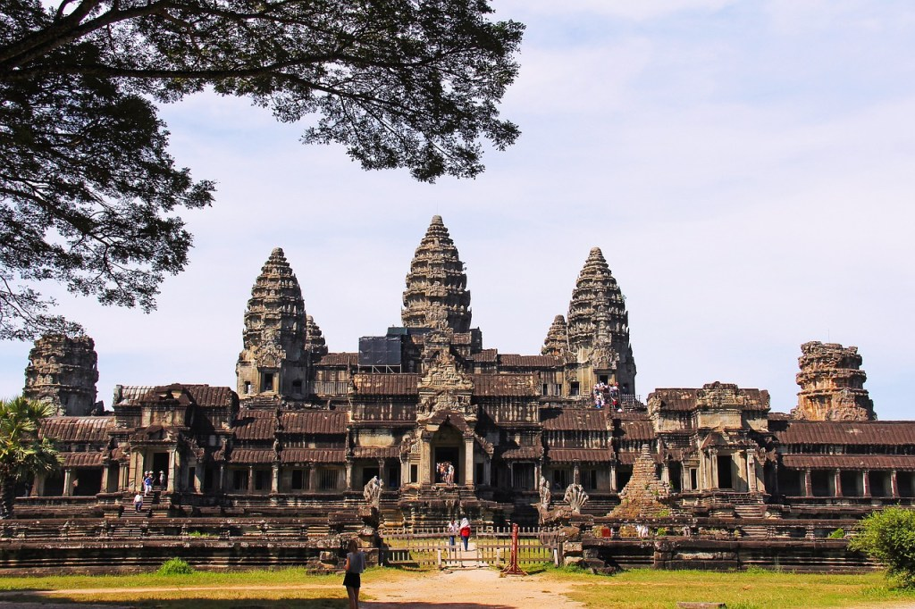 Destinations for the Active Traveler - angkor wat