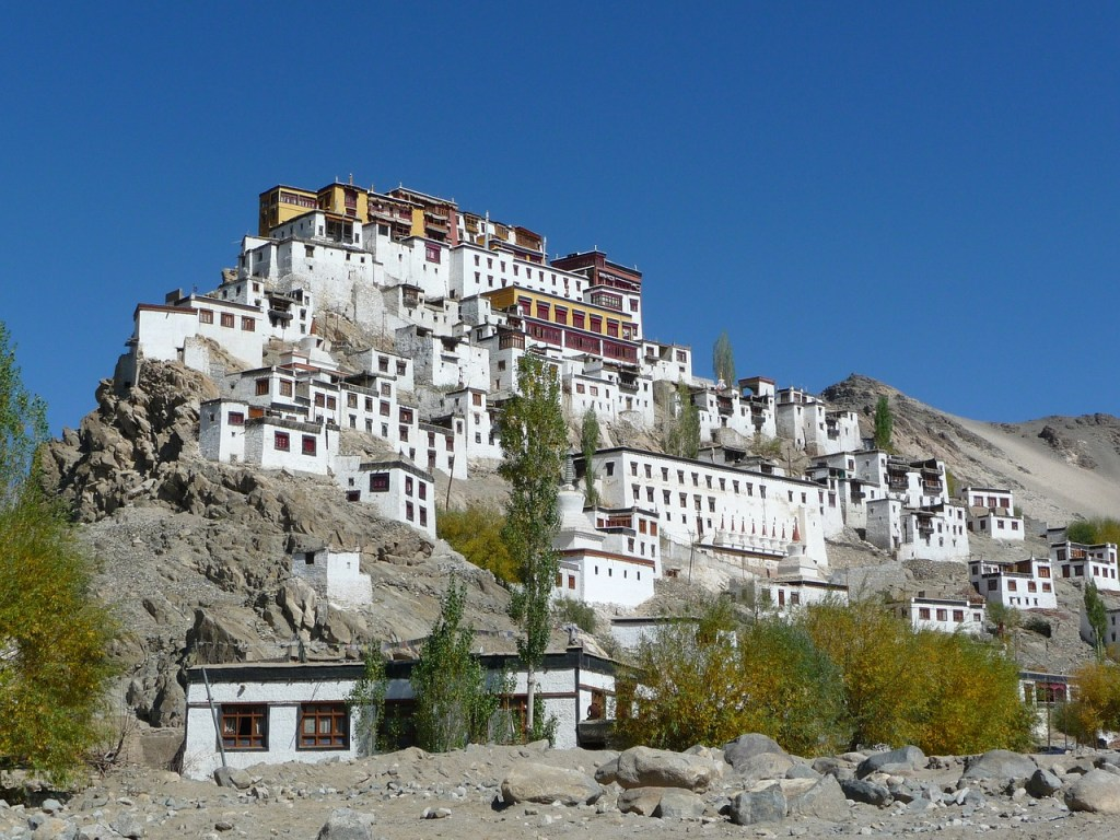 Destinations for the Active Traveler - ladakh