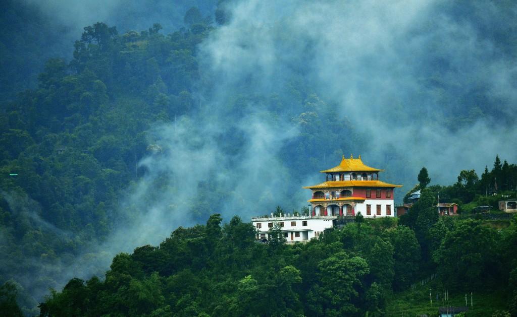 destinations in india - gangtok