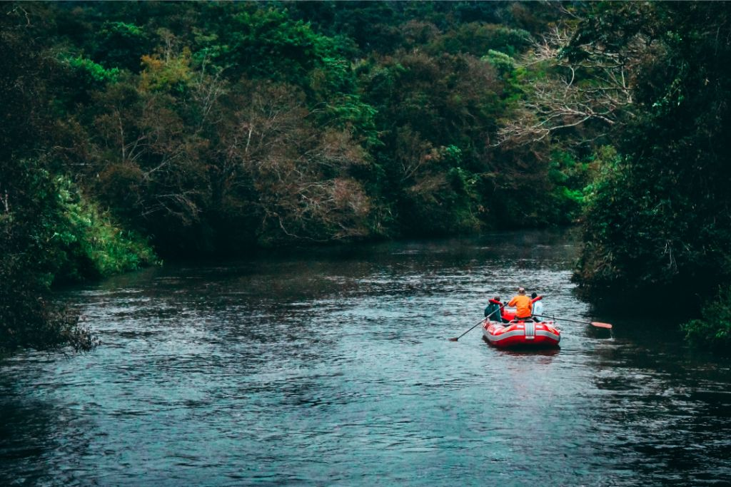 rafting in arunachal pradesh