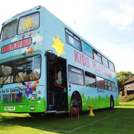 Children S Party Bus Hire Kids Soft Play Buses Get Quotes Prices