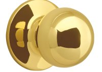 Should I Replace my Builder Brass Door Knobs to Sell my House?