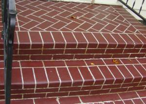 Painting Concrete Steps for $5 – A Great Budget Makeover