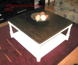 Table Makeover: From rags to riches