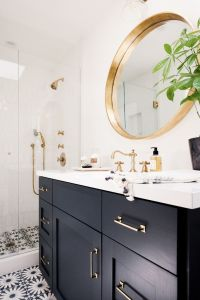 Gold is Back! 10 Gold Faucet Ideas for Your Bathroom