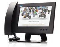 Glass - טלפון IP חכם מסך מגע מבוסס אנדרואיד