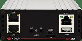 Epygi QX20  -  מרכזיה IP