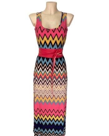 diagnoal dress