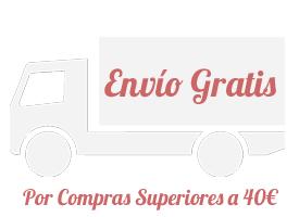 Envío Gratis por compras superiores a 40€