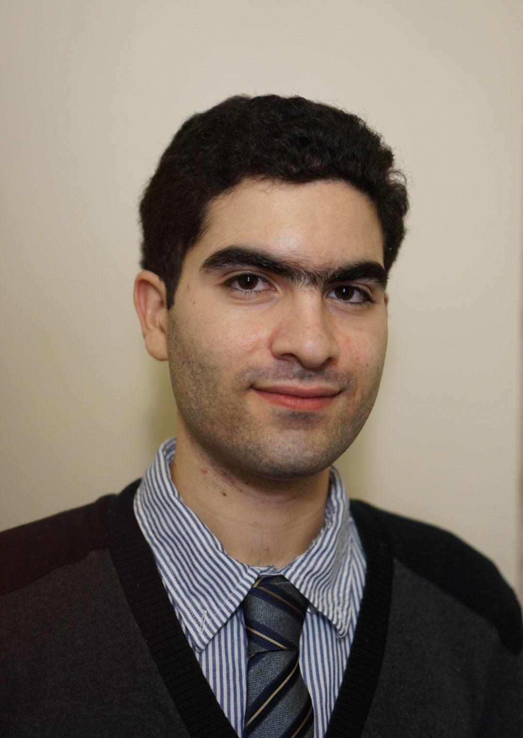 Omid Mirfendereski : Public Relations Chair