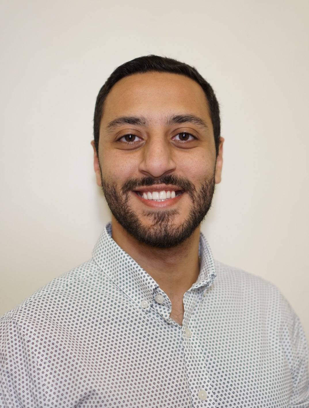Fady Ibrahim : D1 Outreach Coordinator