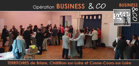 Rencontre Business & Co :  une autre façon de développer ses opportunités d'affaires.