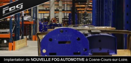 Nouvelle FOG Automotive retrouve le territoire Nivernais.