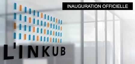 Inauguration de L'INKUB de NEVERS !