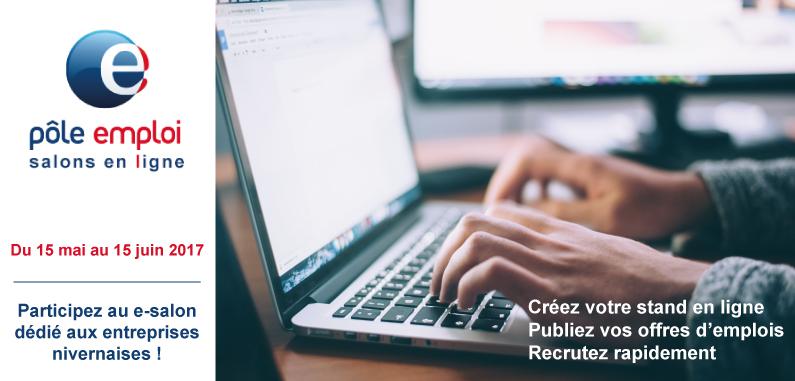 Un salon en ligne pour optimiser vos recrutements !