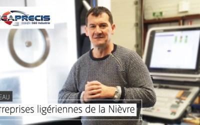MECAPRECIS : spécialiste de l'usinage de précision