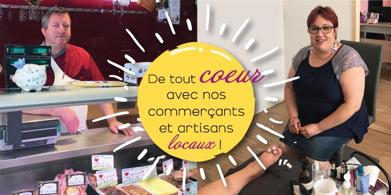 Commerçants et artisans locaux : à la rencontre de Cyril Gremy et Céline Pautrat !