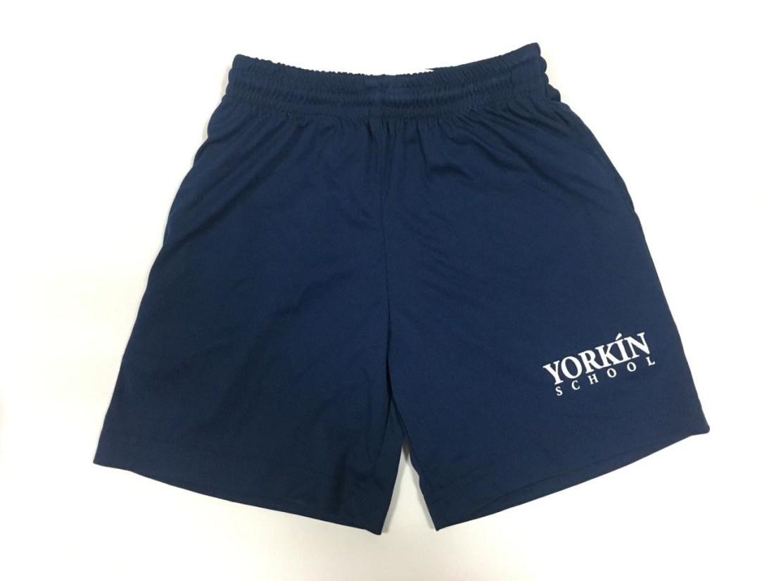 Yorkín - Pantaloneta Montesimone Azul - 2019