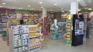 Aménagement d'une pharmacie par Adeco Breizh à Lamballe