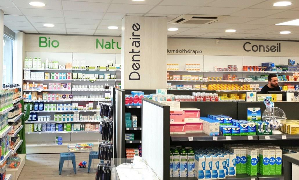 espace nature pharmacie Morbihan