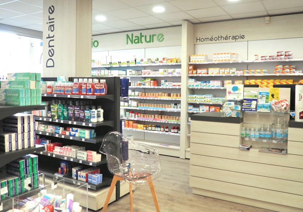 espace nature pharmacie Vannes