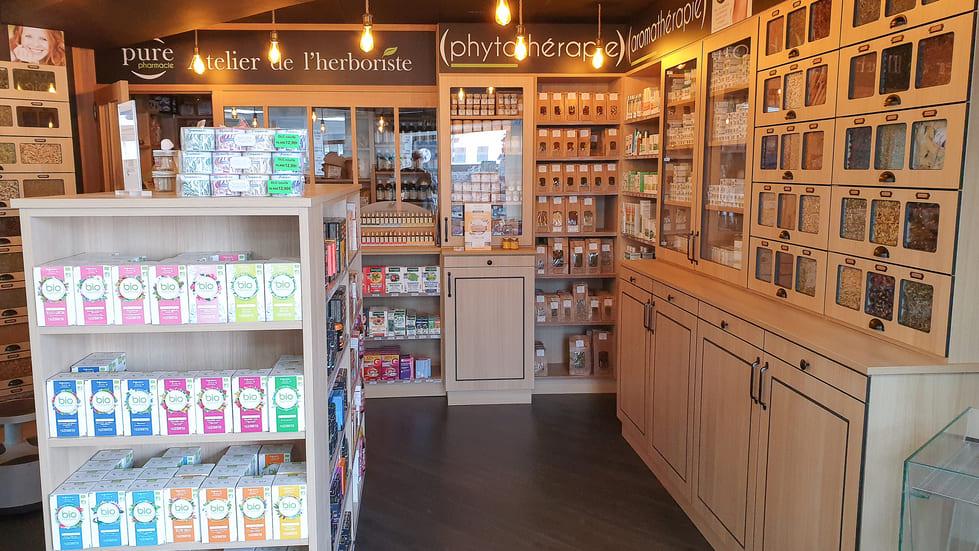 Herboristerie pharmacie Loire Atlantique
