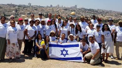 Foto de 6ª Caravana para Israel 2018 | Roteiro
