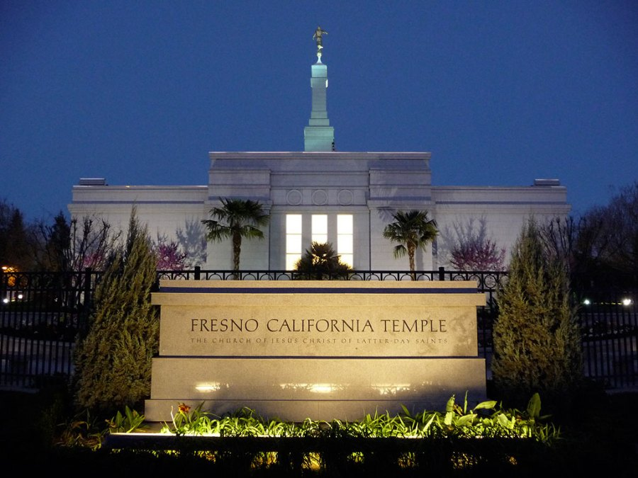 LDS Temple - Fresno, CA