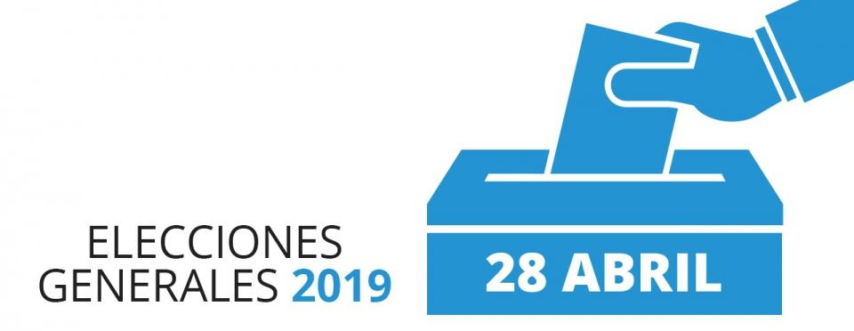 Resultado de imagen de elecciones generales 2019