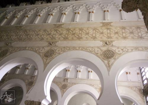 Santa Maria La Blanca, Synagogue