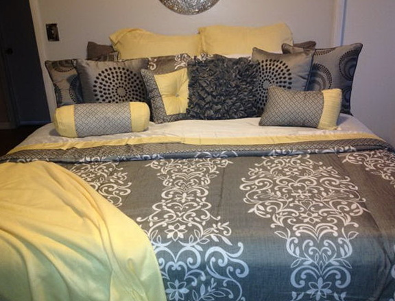 Grey And White Bedding Ideas Beds 18482 Home Design Ideas