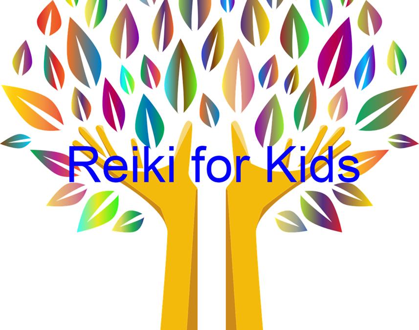Kids Reiki Course – Adelaide