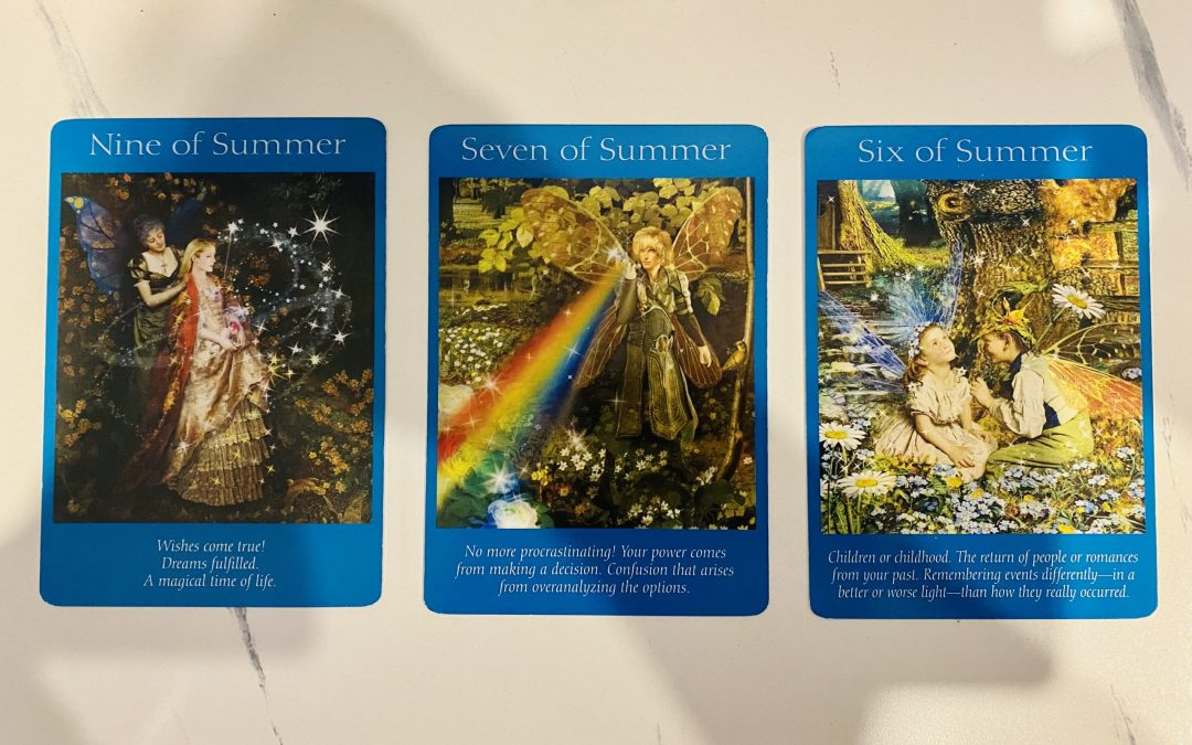 Fairy Tarot – Messages Revealed