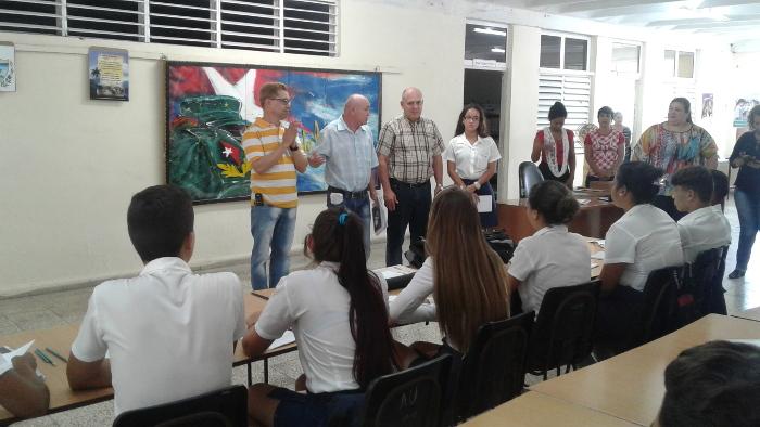 Educación, prioridad dentro de la visita del Consejo de Ministros a Camaguey