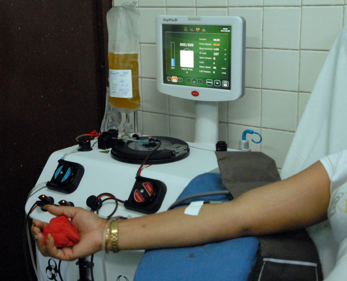 En Camagüey, sangre segura