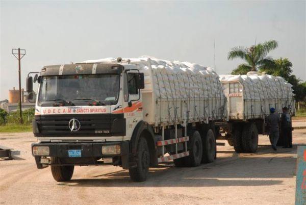 Tiende a aumentar en Camagüey transportación de mercancías