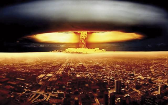 Hoy hay tres tipos principales de armas explosivas por reacciones nucleares 1