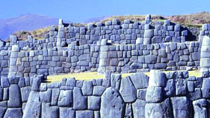 Un novedoso sistema de construcción sin mortero se remonta a Incas y Mayas 1