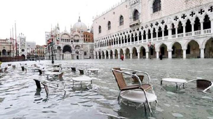 """""""El aumento del nivel del mar tiene causas globales, pero consecuencias locales"""" 1"""