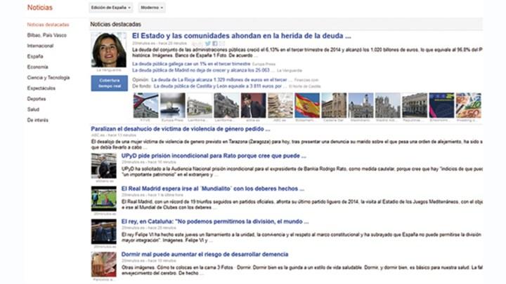 ¿Por qué cierra Google News España? 1