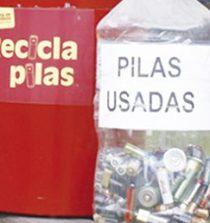 PERÚ. ¿Cómo desechar las pilas y baterías usadas? 3