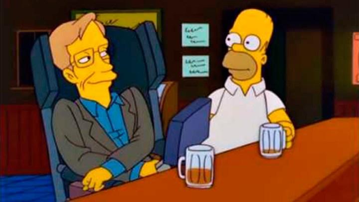 """""""Nuestro propio ADN nos impide ir más deprisa que los ordenadores"""" (Stephen Hawking) 1"""