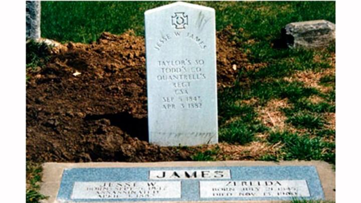 3 Abril 1882: La extraña muerte de Jesse James 1