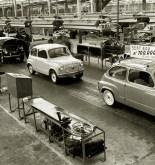 """27 Junio de 1957: el """"600"""", primer lujo popular en España 17"""